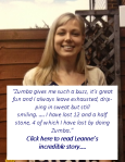 Leanne with quote 2