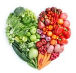 Healthy food small