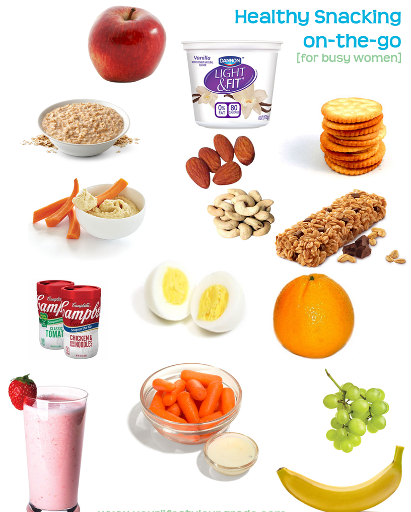 Fast Food Low Calorie Snacks