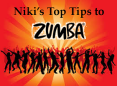 Top tips to Zumba