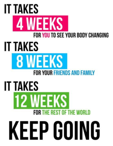It takes 4 weeks ...pic